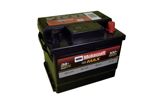 Bxt 67r Motorcraft Battery J415